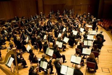 Baltimore Symphony November 20, 2008