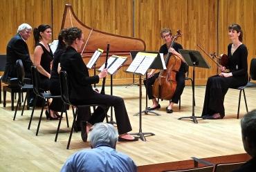 Handel Aria 2015 Madison Bach Musicians