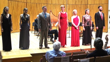 Handel Aria contestants 2015
