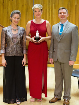Handel Aria winners 2015