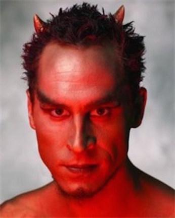 Kyle Ketelsen as devil