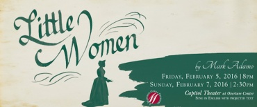 little women banner