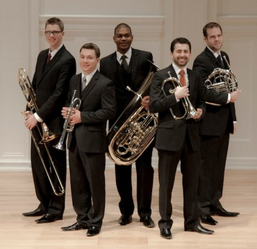 Axiom Brass Quintet