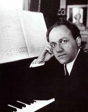Ernest Bloch in 1915