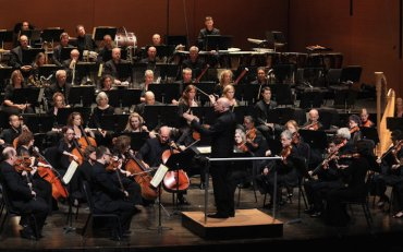 Leon Botstein and American Symphony Orchestra