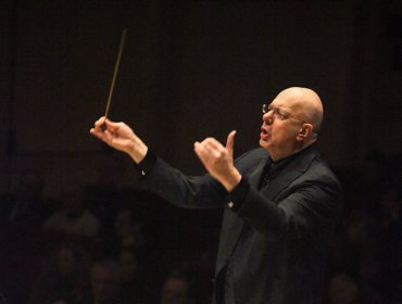 Leon Botstein conducting USE