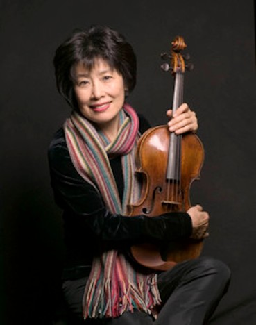 Nobuko Imai photo: Marco Borggreve always credit name photographer bach@xs4all.nl