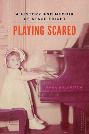 Sara Solovich Playing Scared cover