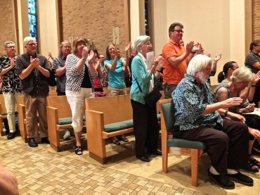 Willy Street audience