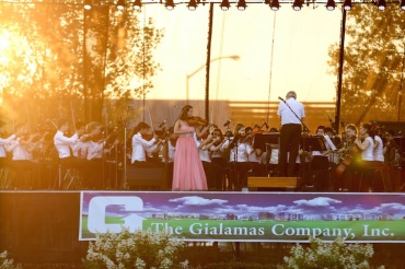 WYSO Concert in the Park