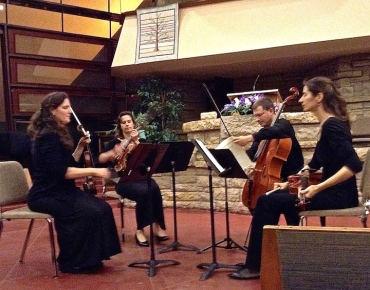 Ancora Quartet 2015 JWB