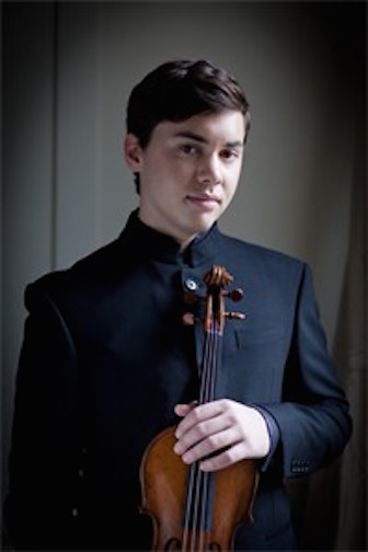 Ben Beilman portrait