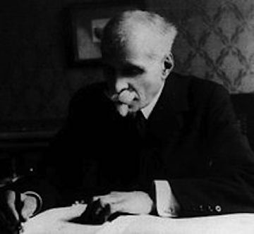 Maurice Emmanuel in1930
