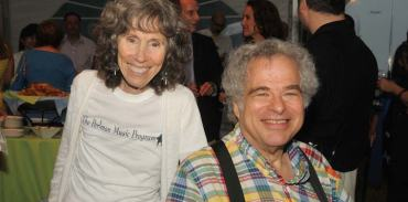 Toby and Itzhak Perlman Music Program Mission