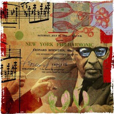 Virgin Eyes Stravinsky