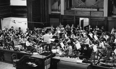 WYSO Youth Orchestra Marvin Rabin conducting 1966-7