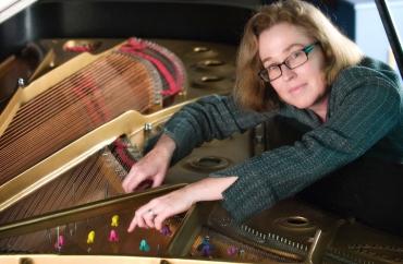 Cindy Cox, composer, University of California, Berkeley