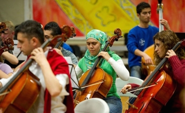 Iraqi Youth Orchestra 2