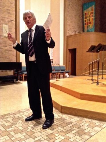 MBM Trevor Stephenson at Immanuel concertos