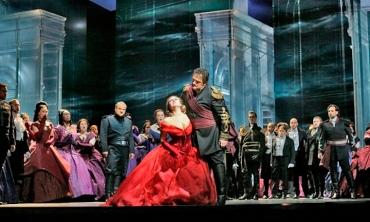 Otello Met Sonja Yoncheva as Desdemona