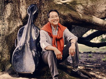 yo-yo ma CR Jason Bell:Sony Classical