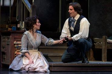 Boheme Madison Opera USE Mimi and Rodolfo GILL