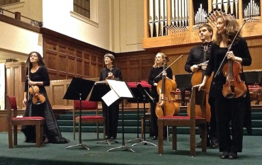 Con Vivo Schubert Quintet 2015 JWB