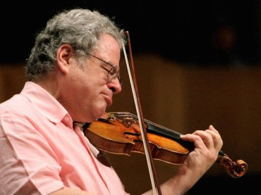 Itzhak Perlman Getty Images