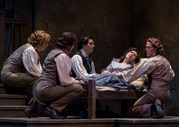 Madison Opera Boheme death scene