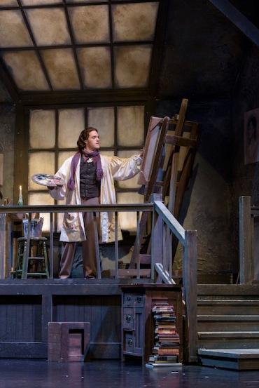 Madison Opera boheme Rodolfo GILL