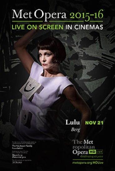 Met Lulu poster
