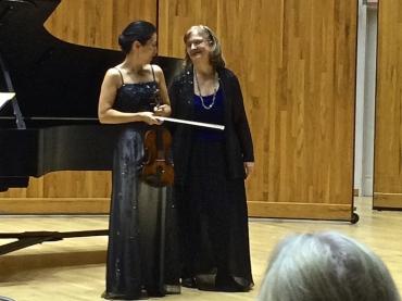 Soh-Hyun Park Altino and Martha Fischer