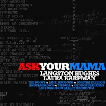 Ask Your Mama CD Cover