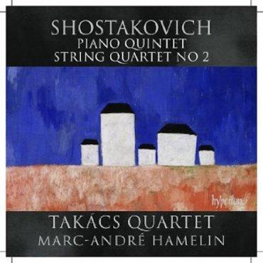 Hamelin Takacs Shostakovich quintet