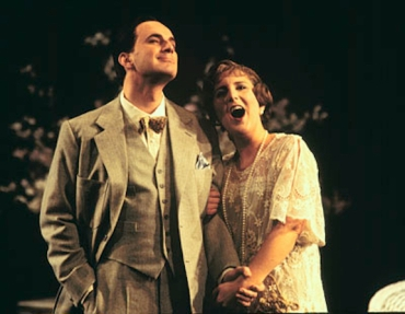 Harbison Great Gatsby Gatbsy (Hadley) and Daisy (Upshaw)