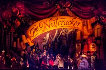 Madison Ballet The Nutcracker title screen