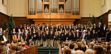 Madison Youth Choirs Winter Concert 2014