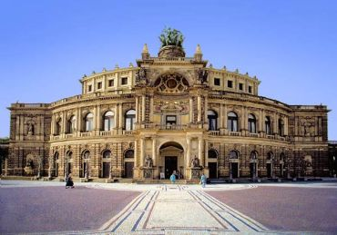 semperoper dresden exter
