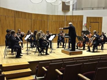 UW Chamber Orchestra Stravinsky