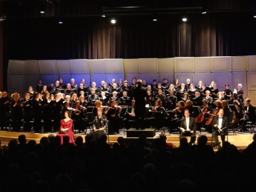 WCO Messiah full orchestra and two choirs