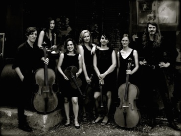 willy street chamber players b&w