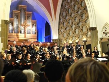 Wisconsin Chamber Choir Magnificats 1