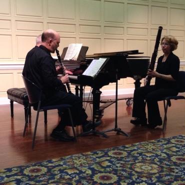 Con Vivo 2016 bassoon, clarinet and piano