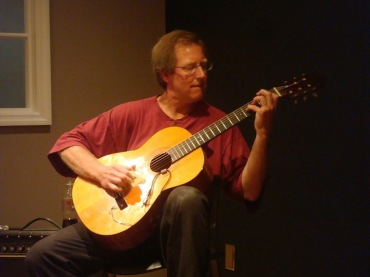 Jeff Larsen 2 guitar