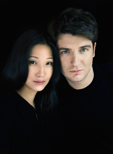 Lucille Chung and Alessio Bax 2015