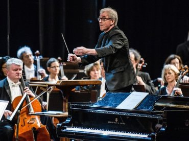 Minnesota Orchestra in Havana with Osmo Vanska May 2015 Getty Images Yamil Lang