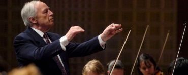 Conductor and composer Pierre Boulez from France conducts the Lucerne Festival Acadamy Orchestra during a concert at the Lucerne Festival in Lucerne, Switzerland, Thursday, Sept. 14, 2006. (AP Photo/Keystone, Sigi Tischler)
