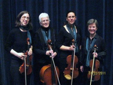 Yahara String Quartet