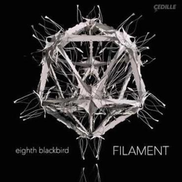 Eighth Blackbird Filament cover