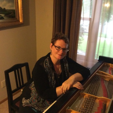 jessica johnson at piano